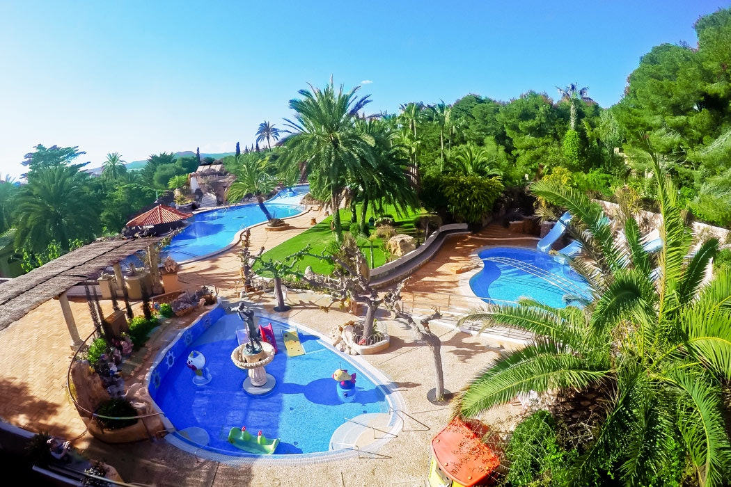 zwembad 4 Playa Bara