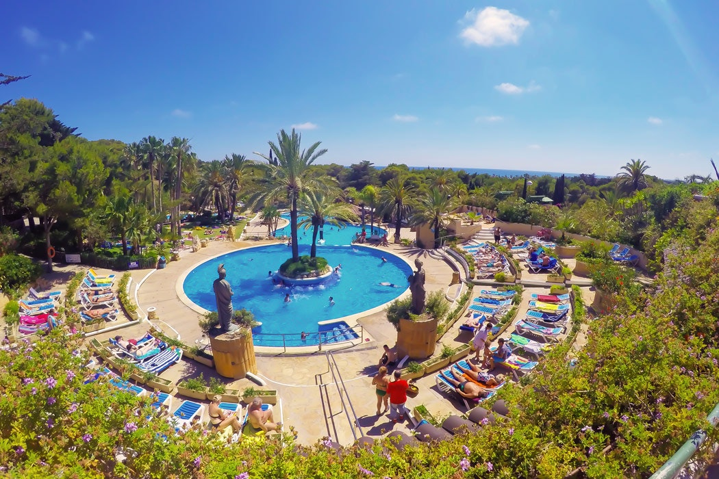 zwembad 3 Playa Bara