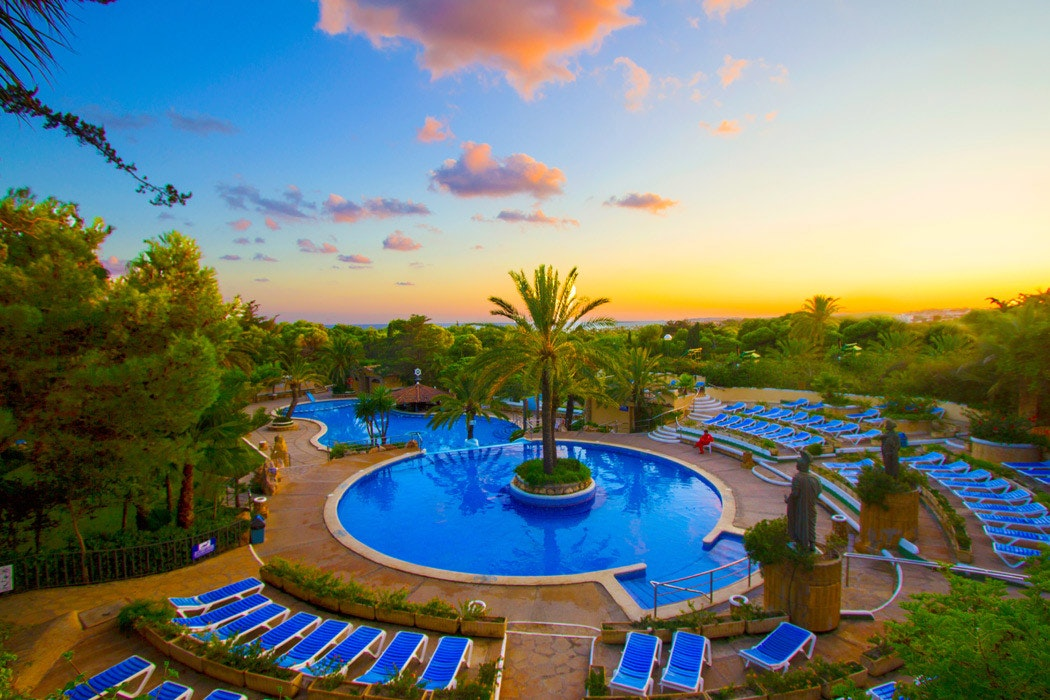 zwembad 2 Playa Bara