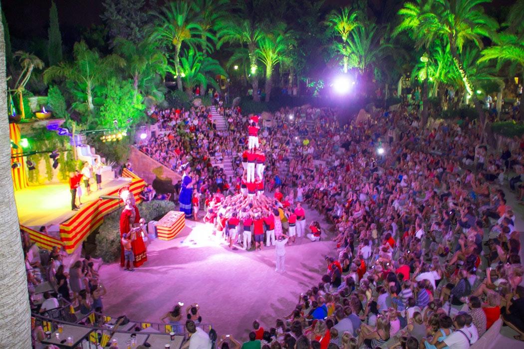 avondvoorstellen Playa Bara