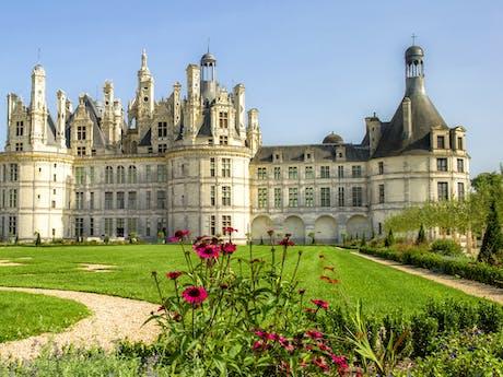 Château de Chambord omgeving chateau des mara