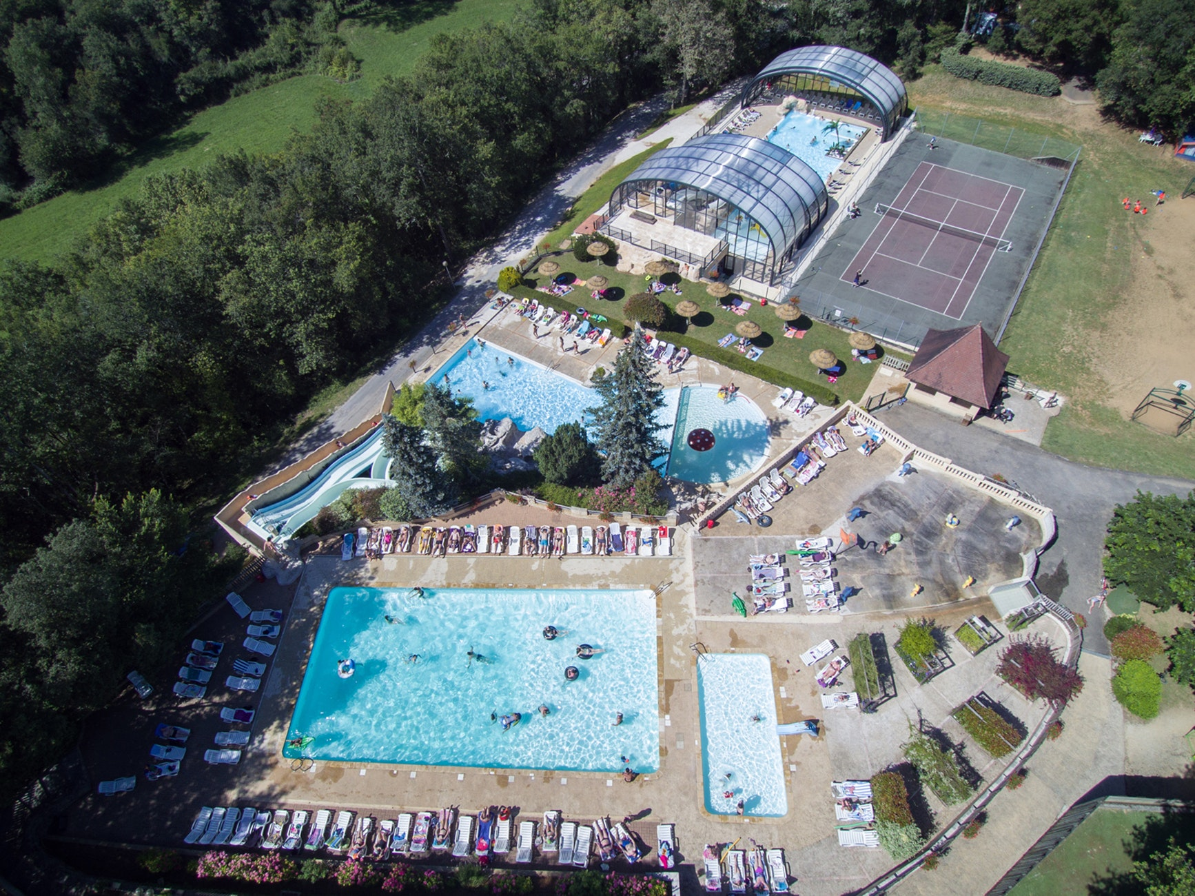 Camping Palombiere