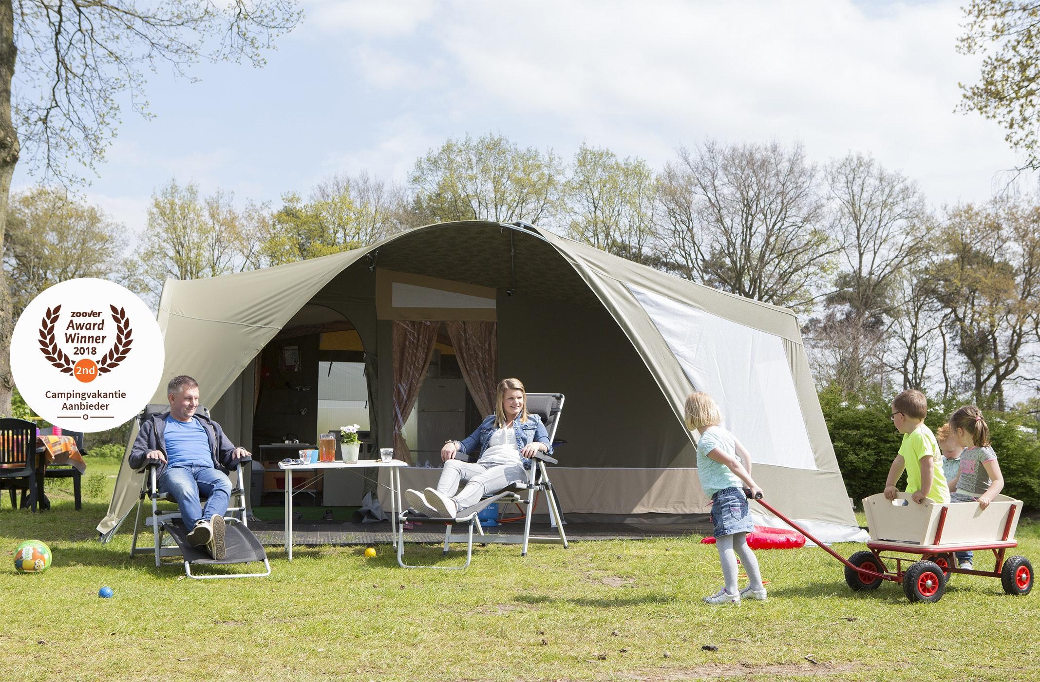 GlamLodge tent Rent-a-Tent