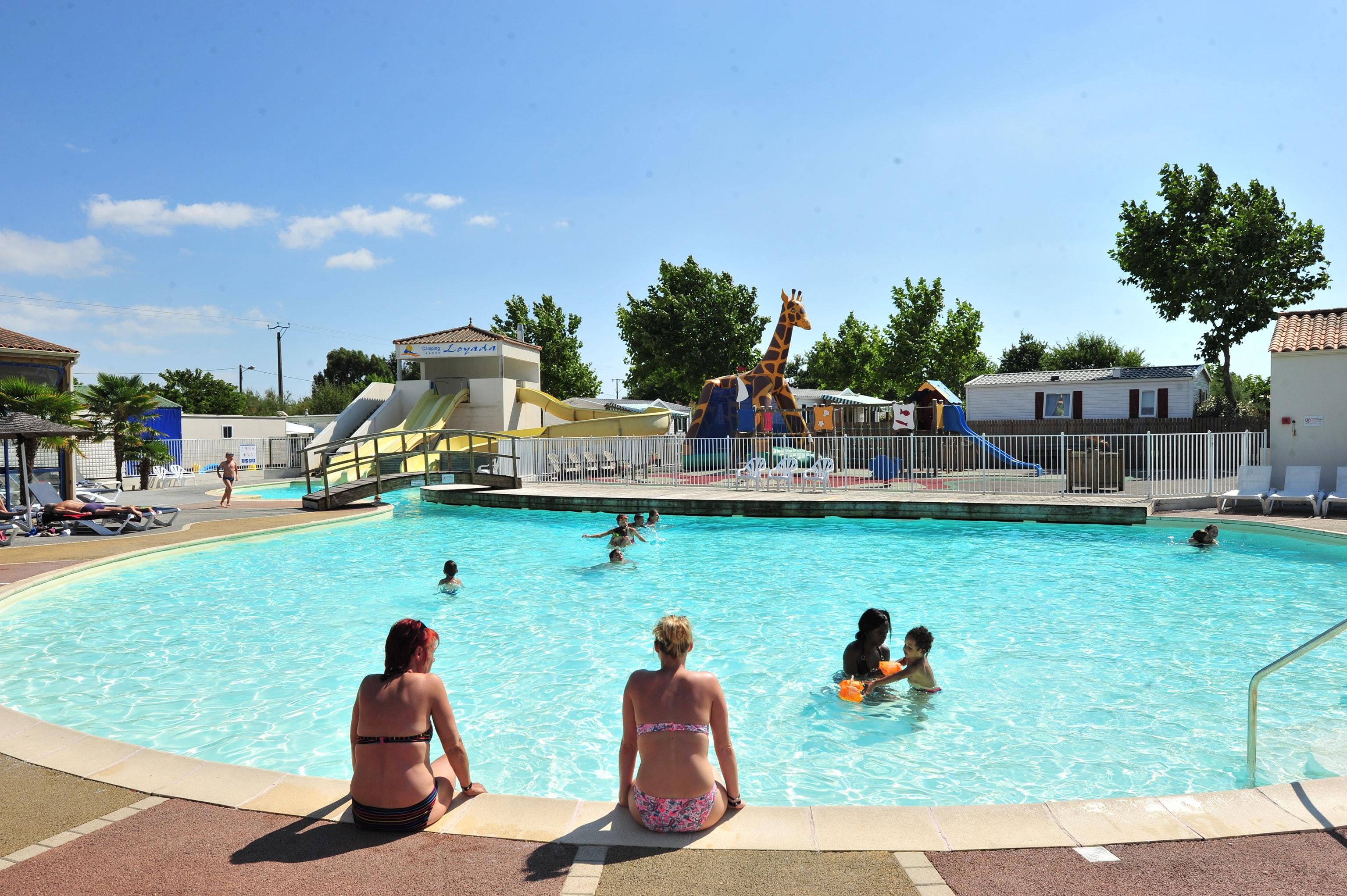 Zwembad Le Loyada