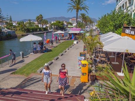 Boulevard Castell mar