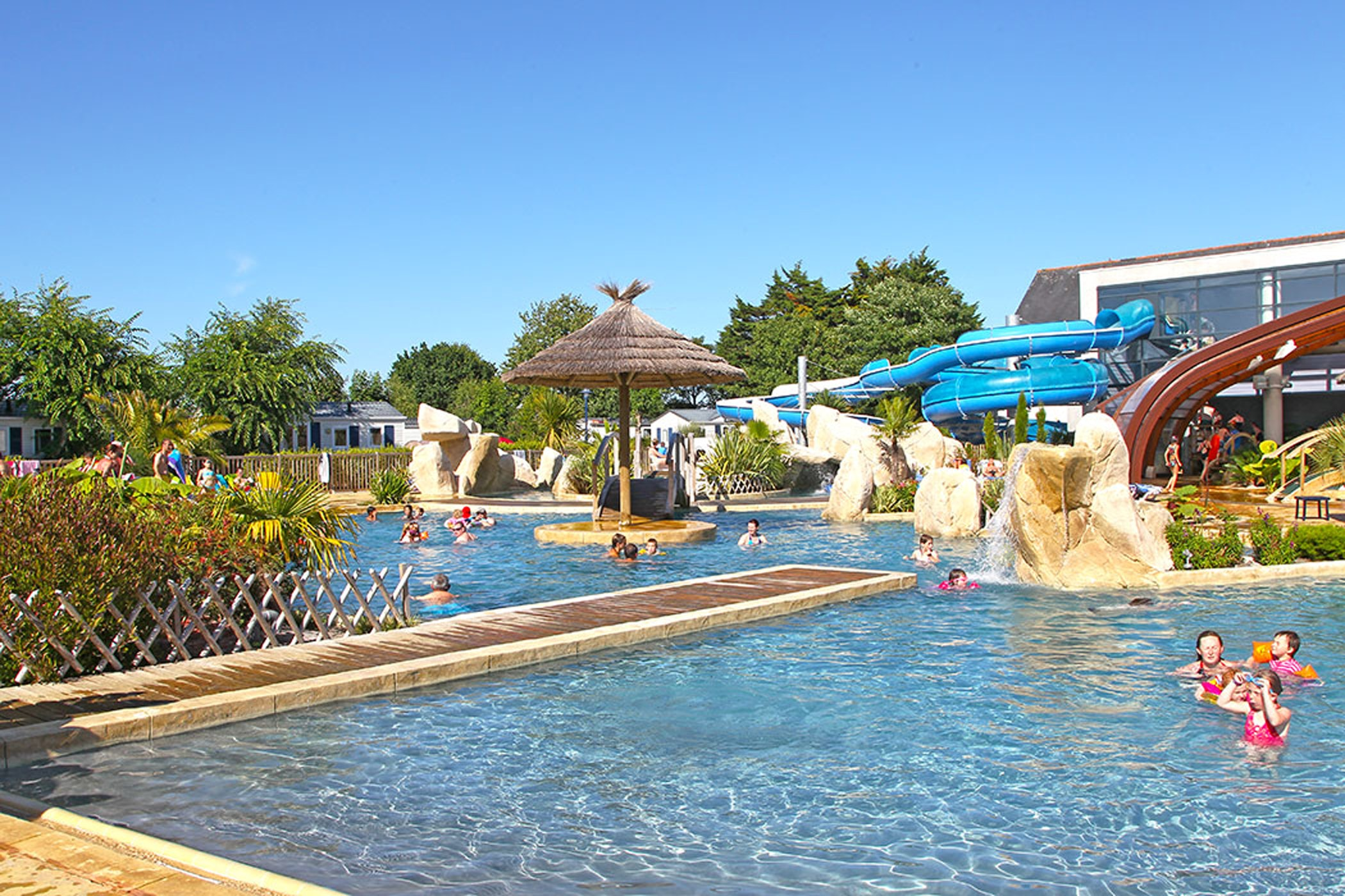 Camping Escale st gilles