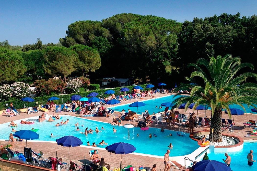 Valle Gaia Zwembad