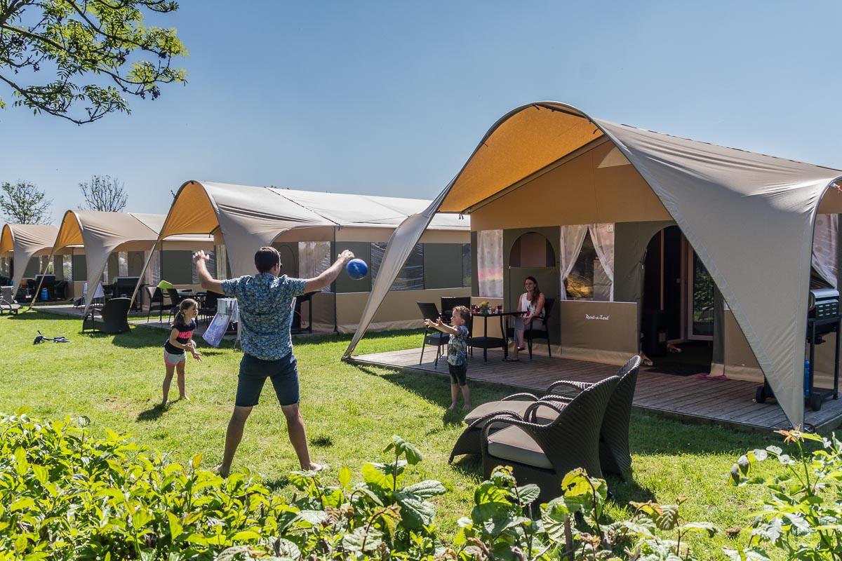 Vroegboeken   Reserveer nu uw vakantie in 2021   Rent a Tent