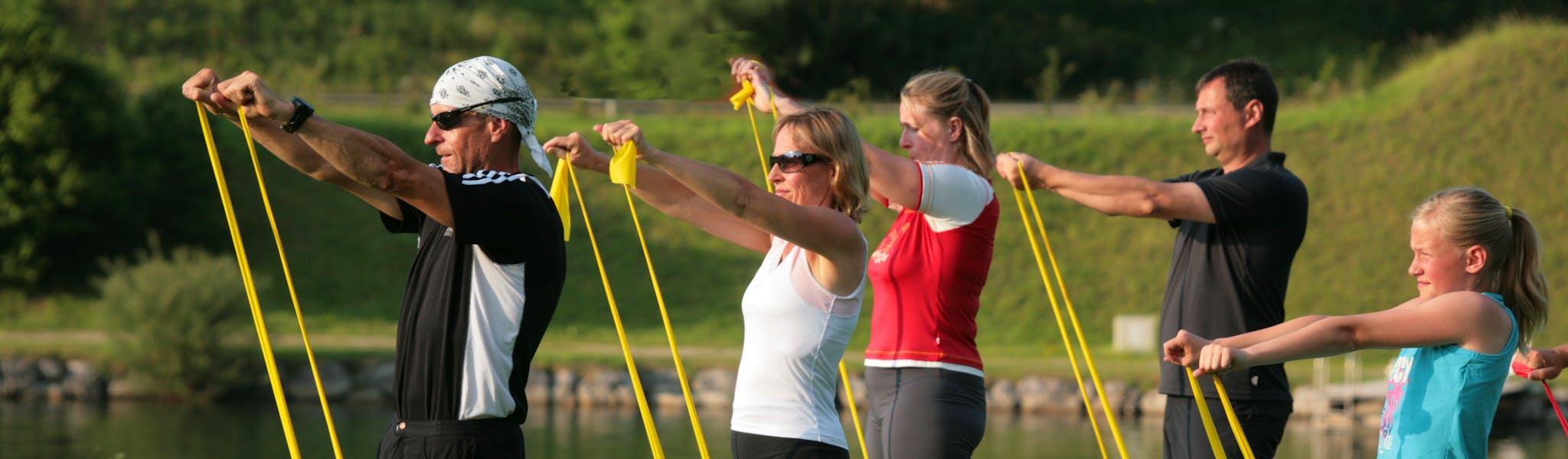 Camping Woferlgut sporten