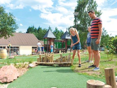 Mini golf Landal Warsberg