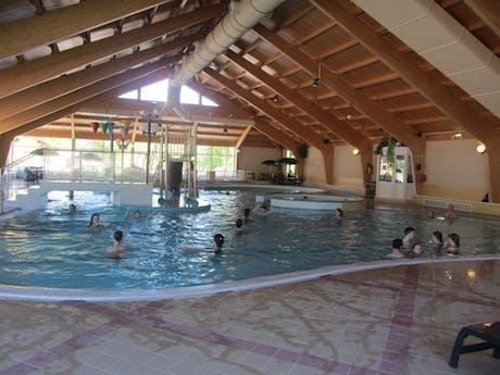 zwembad landal warsberg
