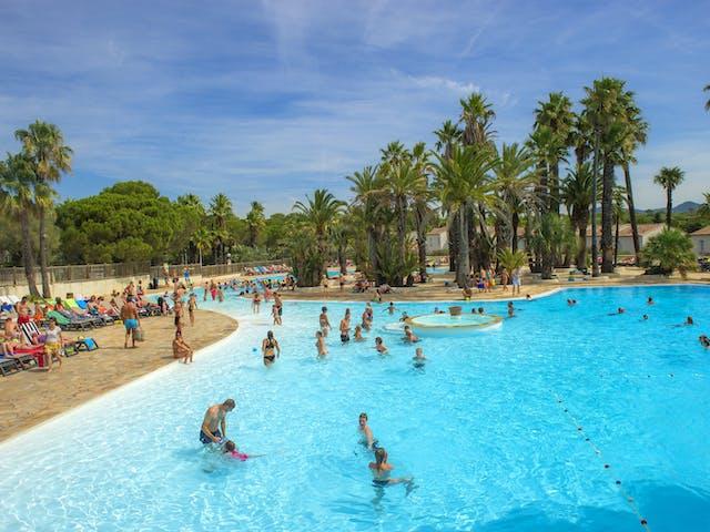 La Baume Zwembad