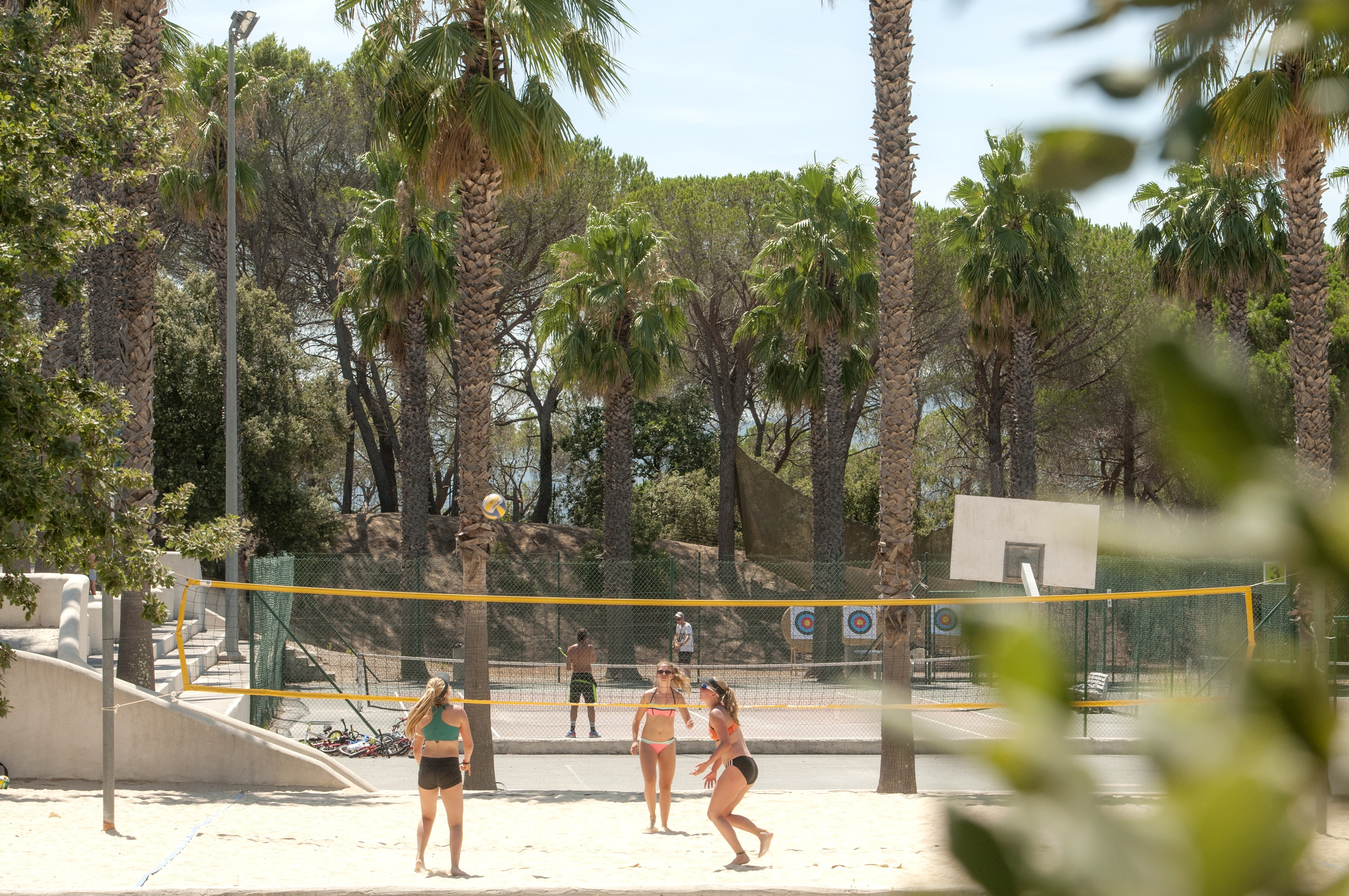 La Baume Volleyball