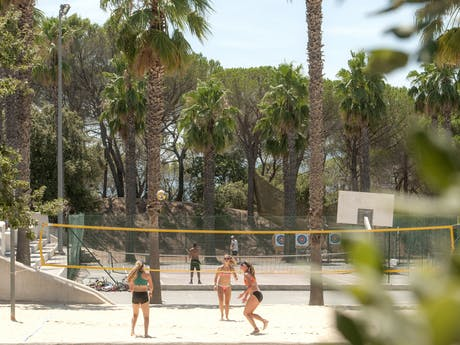 La Baume Volleyball