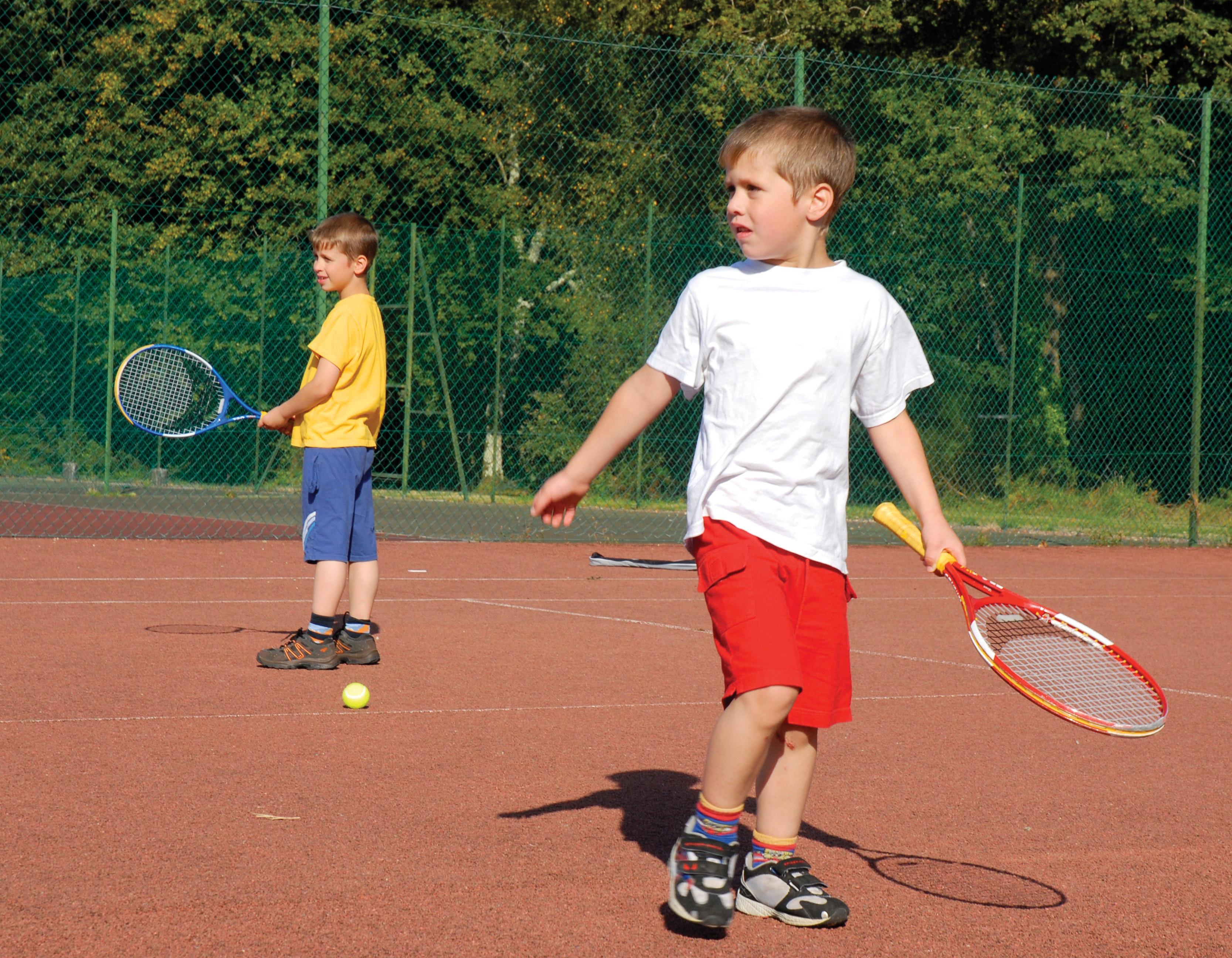 Bois de pleuven Tennis