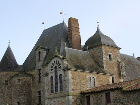 historisch kasteel