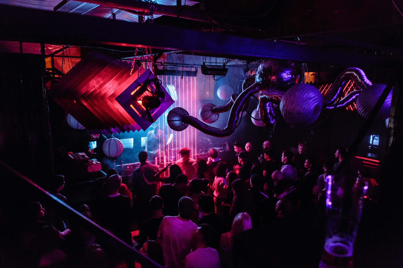 discotheek in Istrië Kroatië