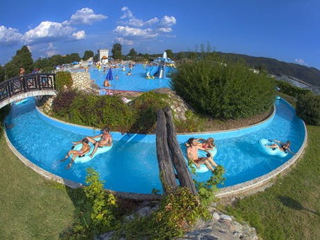 Camping Terme Catez lazy river