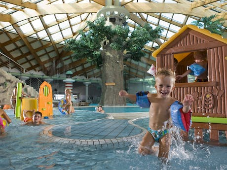 Camping Terme Catez kinderbad