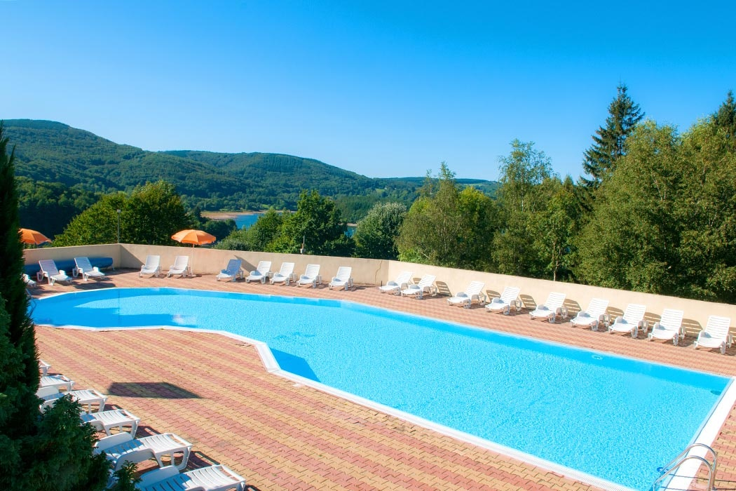 Zwembad Rieumontagné