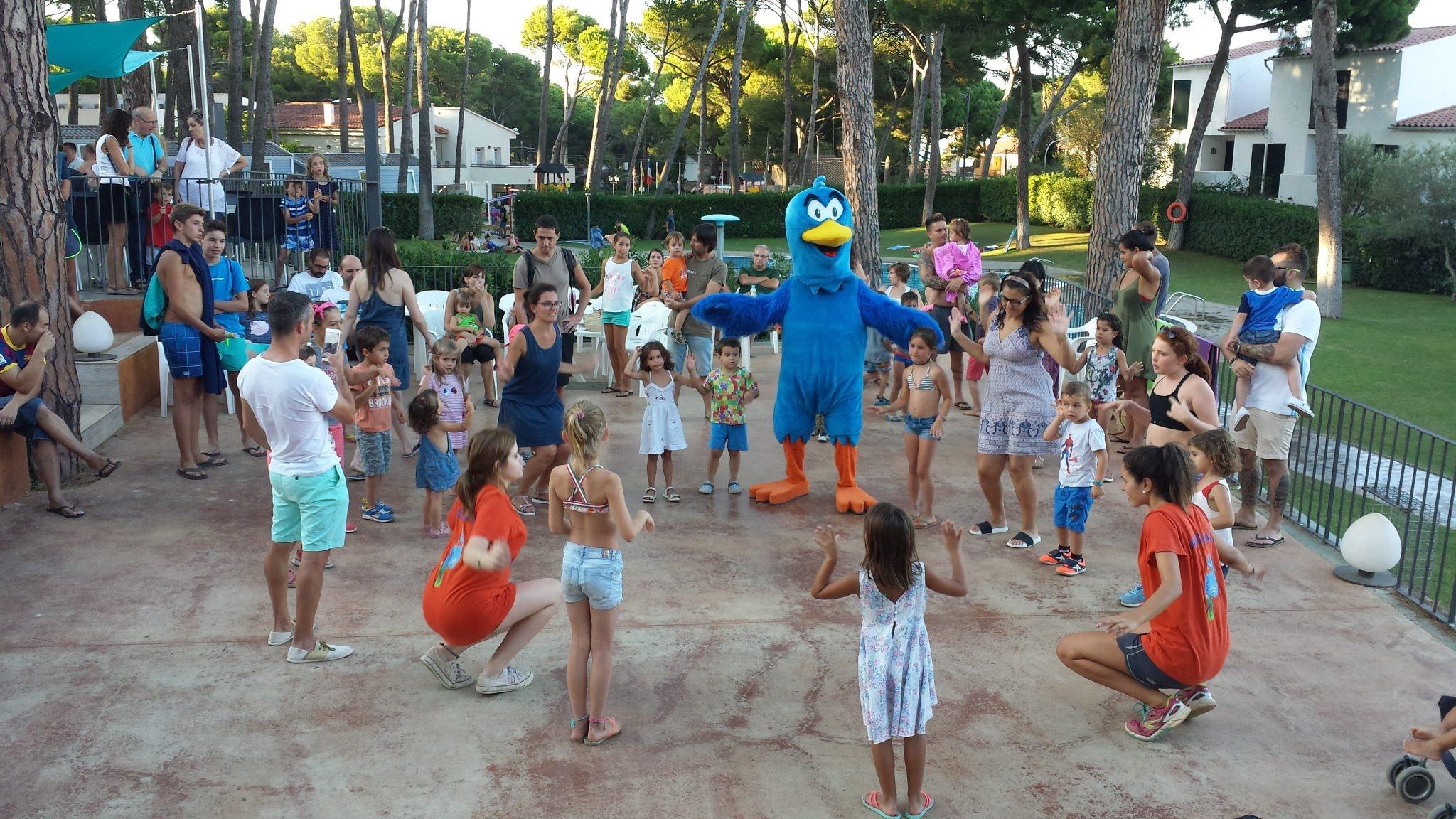 interpals dansen mascotte