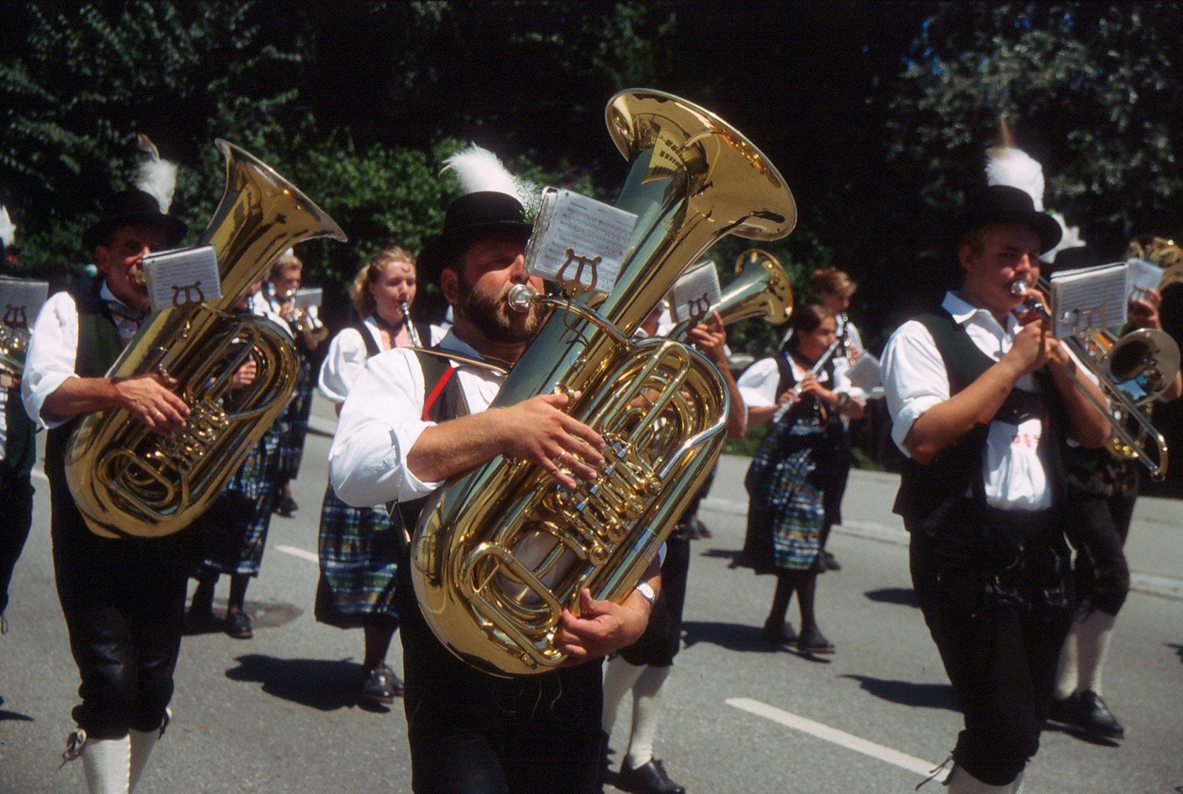 Beieren Blaasmuziek
