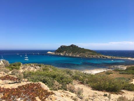 Cap Taillat strand