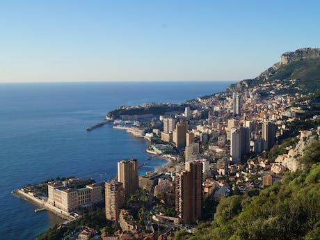Monaco Côte d'Azur