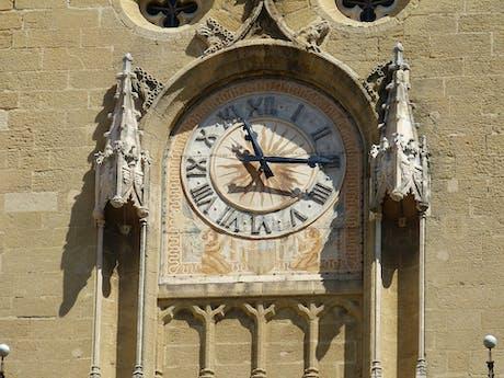 historische klok Côte d'Azur