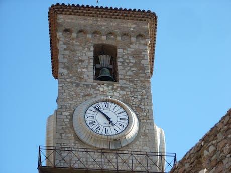 Kerktoren Côte d'Azur