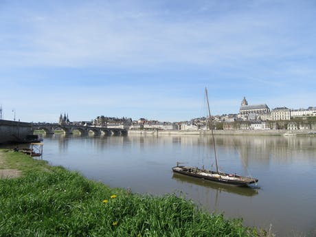 Loire à Vélo rivier 2