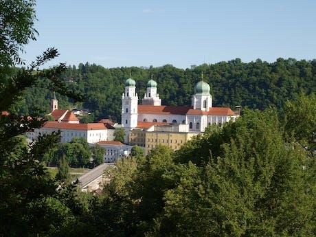 Passau - Wenen kasteel 2