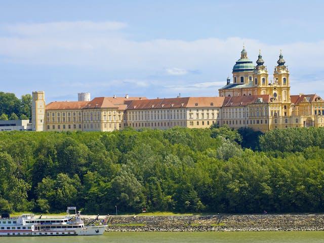 Passau - Wenen kasteel