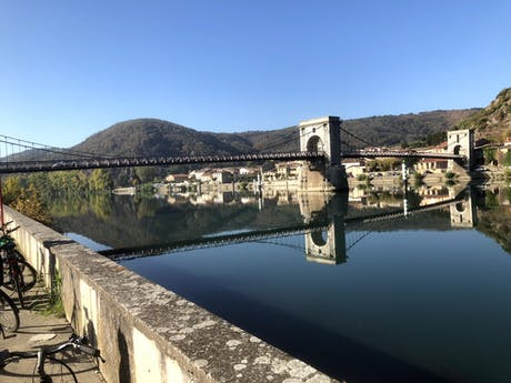 Rhône brug 2