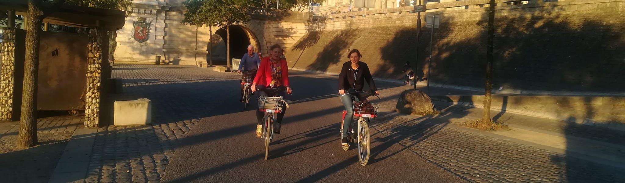 Rhône fietsers 2