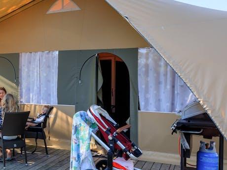 Camping Grand Lodgetent camping de Pekelinge