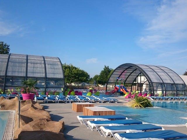 L'Océano d'Or overdekt zwembad