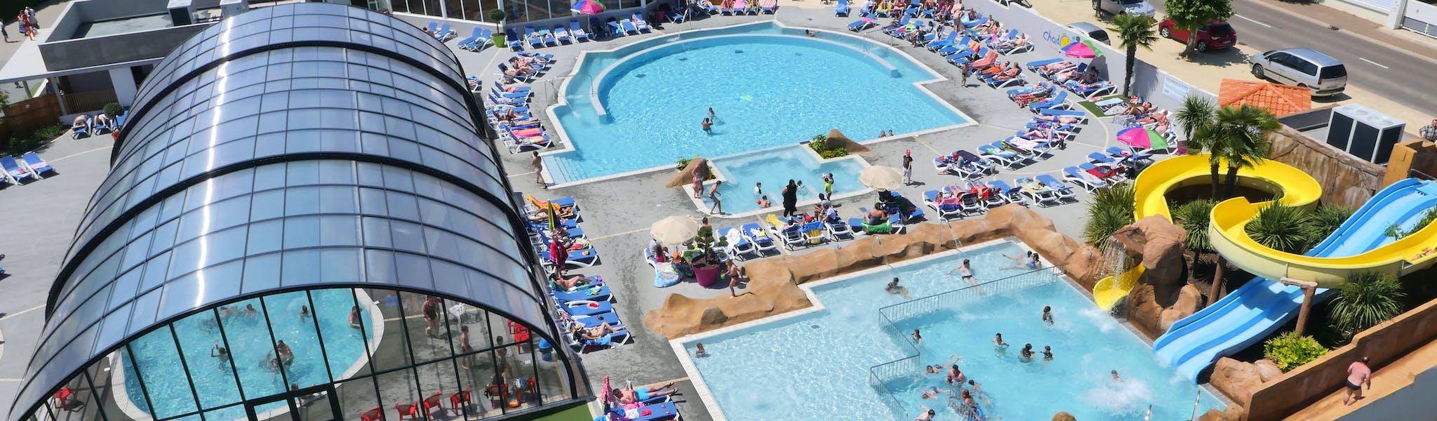 L'Océano d'Or zwembadparadijs