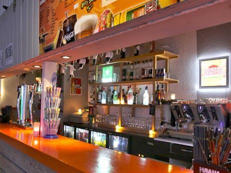 Les Ecureuils bar