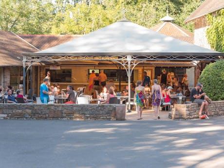 Camping Val de Bonnal restaurant