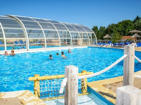 Domaine de Beaulieu zwembad