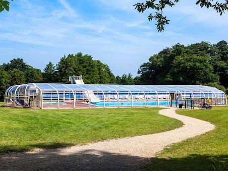 Yelloh Camping La Foret verwarmd zwembad