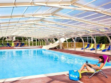 La Foret overdekt zwembad