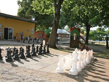 Le Ranch des Volcans schaak