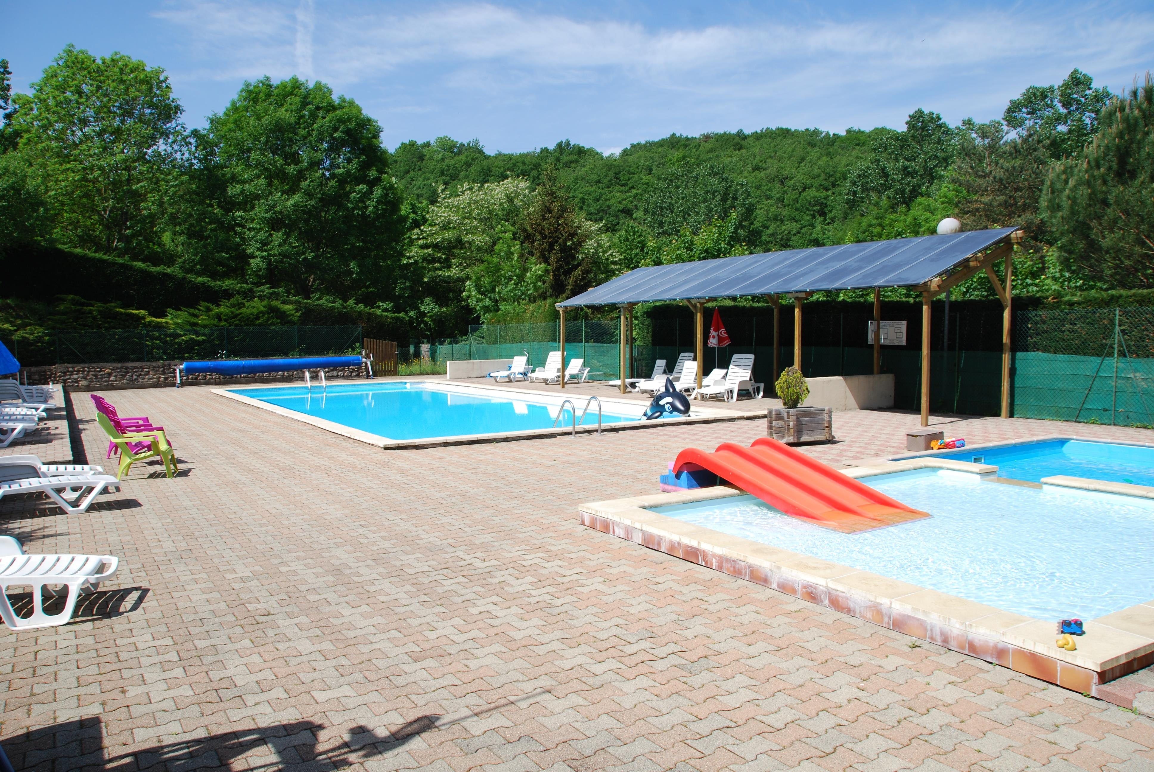 Camping L'Oasis zwembad 3 Oberbronn