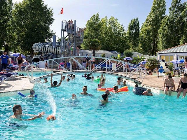 La Bolée d'Air zwembad