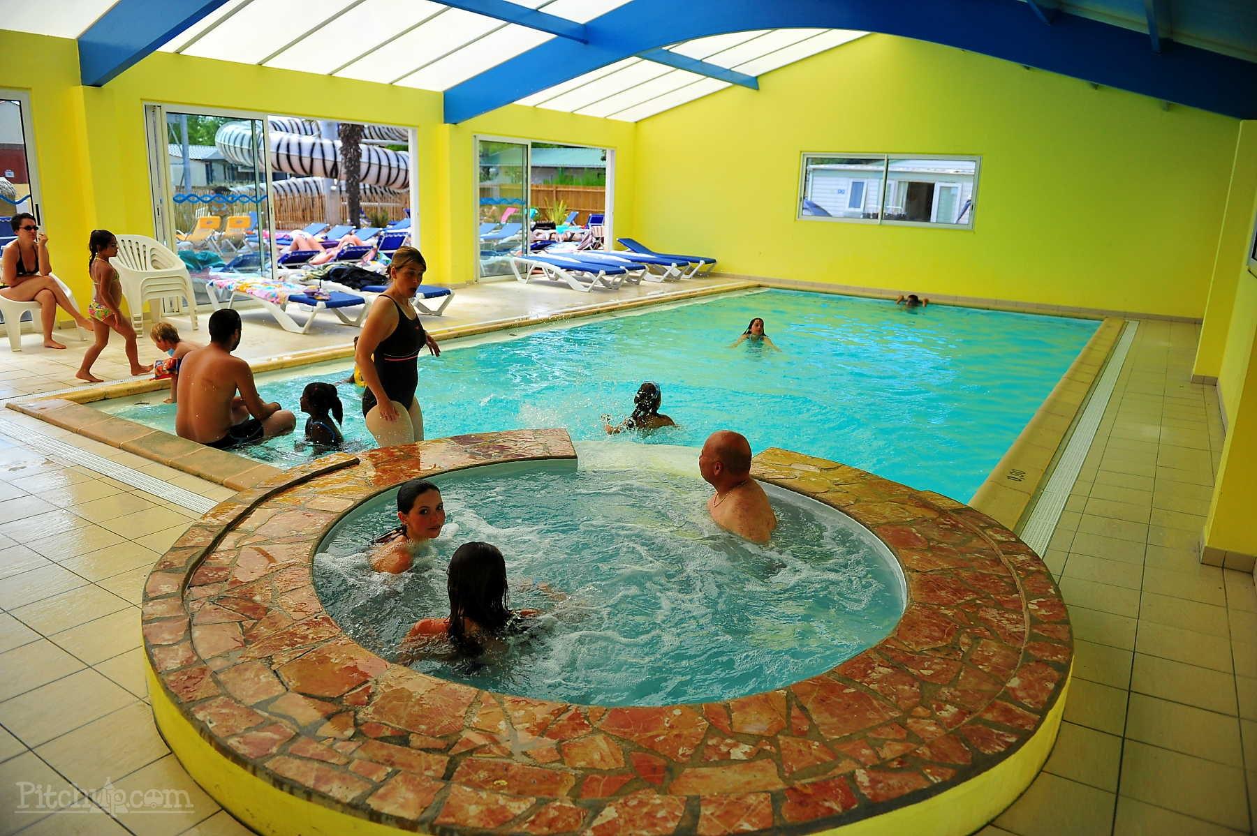 La Bolée d'Air binnenzwembad