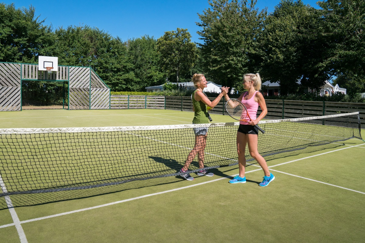 Tennisbaan La Pommeraie