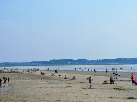 Domaine de la Roseliere strand