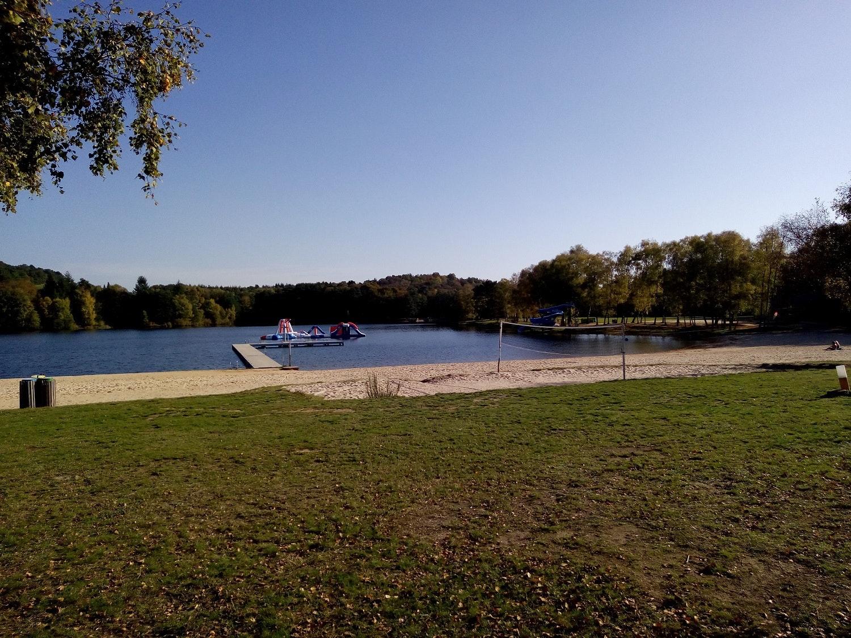 Domaine du Lac de Miel meer 2